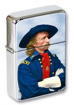 General Custer Flip Top Lighter