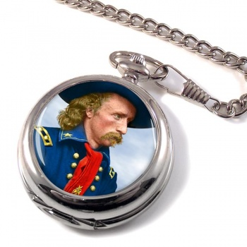 General Custer Pocket Watch