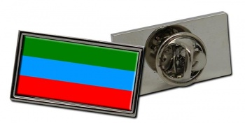 Dagestan Flag Pin Badge