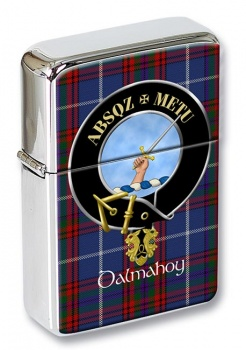 Dalmahoy Scottish Clan Flip Top Lighter
