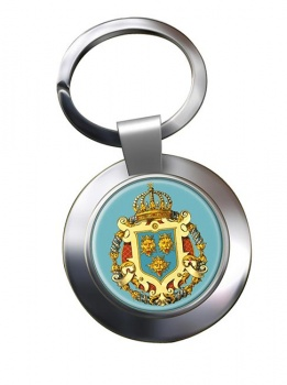Dalmatia Dalmacija (Croatia) Metal Key Ring