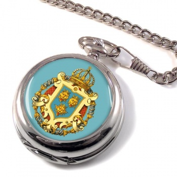 Dalmatia Dalmacija (Croatia) Pocket Watch