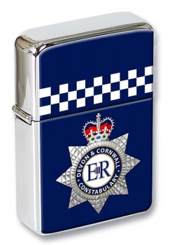 Devon & Cornwall Constabulary Flip Top Lighter