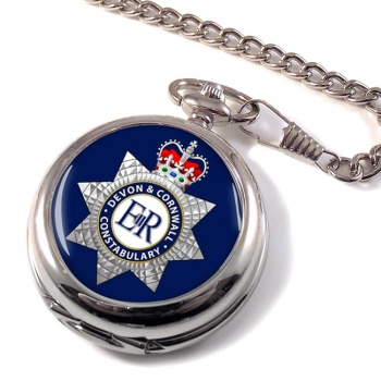 Devon & Cornwall Constabulary Pocket Watch