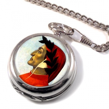 Dante Alighieri Pocket Watch