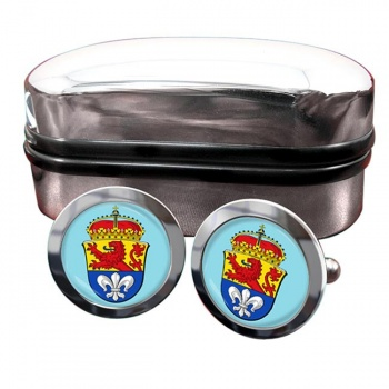 Darmstadt (Germany) Crest Cufflinks