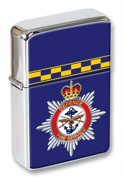 Defence Fire Service Flip Top Lighter