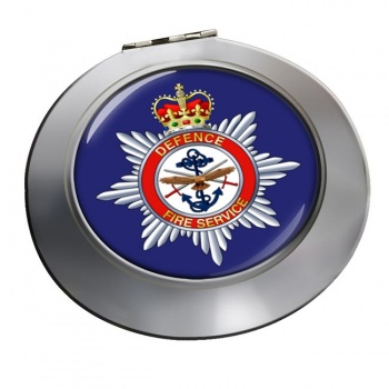 Defence Fire Service Chrome Mirror