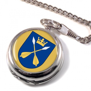 Dalarna (Sweden) Pocket Watch