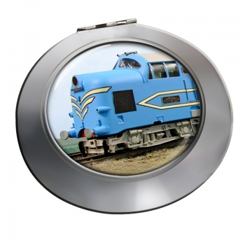 Deltic Locomotive Chrome Mirror
