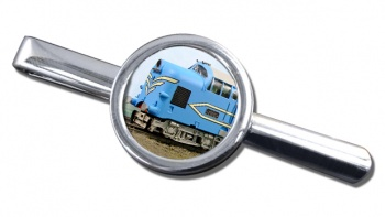 Deltic Locomotive Tie Clip
