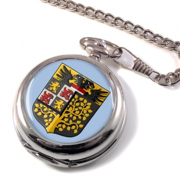 s-Hertogenbosch Den Bosch (Netherlands) Pocket Watch