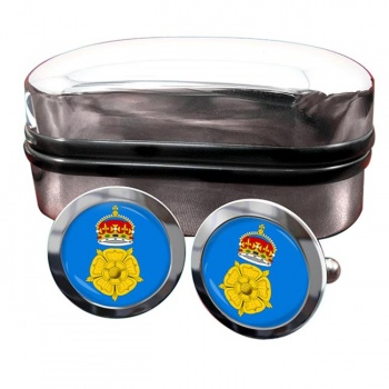 Derbyshire County Crest Cufflinks