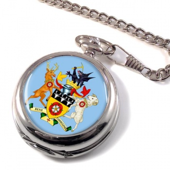 Derbyshire (England) Pocket Watch
