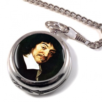 Rene� Descartes Pocket Watch