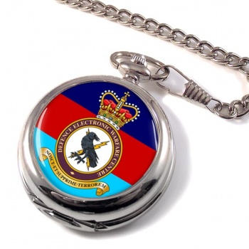 Defence Electronic Warfare Centre Pocket Watch