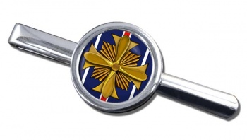 Distinguished Flying Cross (United States) Round Tie Clip