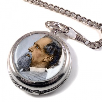 Charles Dickens Pocket Watch