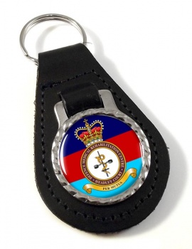 Defence Medical Rehabilitation Centre Leather Key Fob