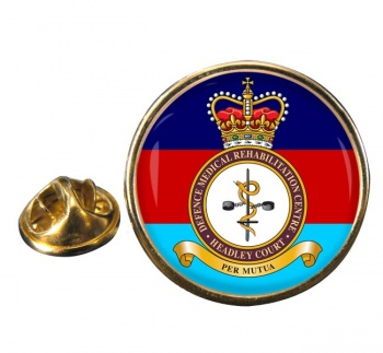 Defence Medical Rehabilitation Centre Round Pin Badge
