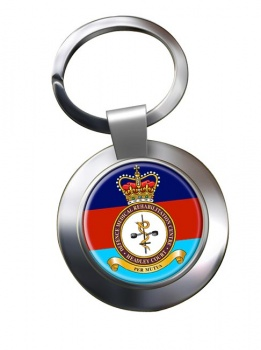 Defence Medical Rehabilitation Centre Chrome Key Ring