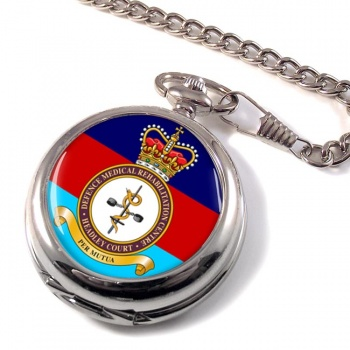 Defence Medical Rehabilitation Centre Pocket Watch
