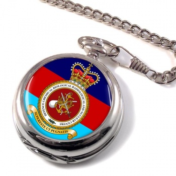Defence Chemical biological radiological and Nuclear Centre Pocket Watch
