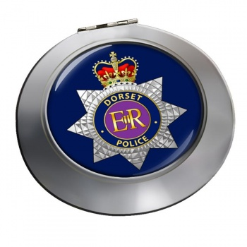 Dorset Police Chrome Mirror