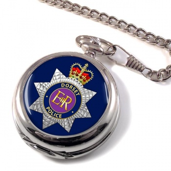 Dorset Police Pocket Watch