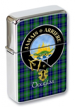 Douglas Scottish Clan Flip Top Lighter