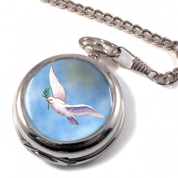 Dove of the Ark Pocket Watch
