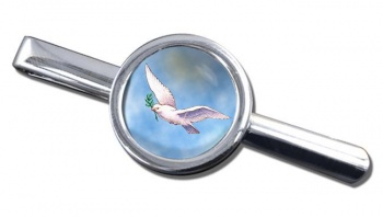 Dove of the Ark Tie Bar
