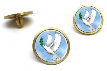 Dove of Noah Golf Ball Markers