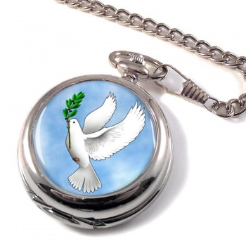 Dove of Noah Pocket Watch