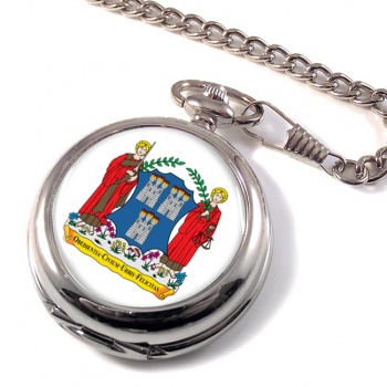 Dublin (Ireland) Pocket Watch