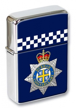 Durham Constabulary Flip Top Lighter