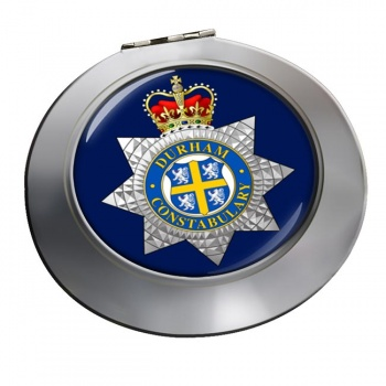 Durham Constabulary Chrome Mirror