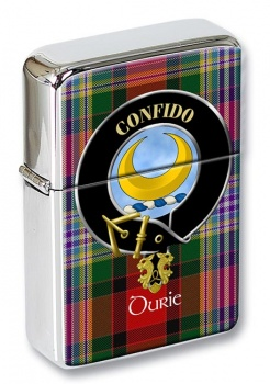 Durie Scottish Clan Flip Top Lighter
