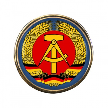 Ostdeutschland (East Germany) Round Pin Badge