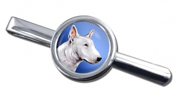 English Bull Terrier Tie Clip