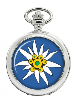 Edelweiss Pocket Watch