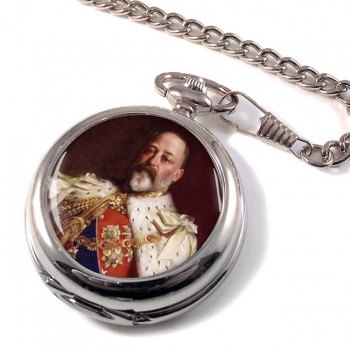 King Edward VII of Great Britain Pocket Watch