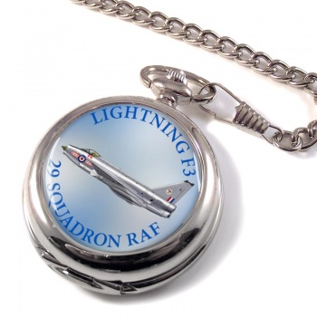 Lightning F3 Pocket Watch