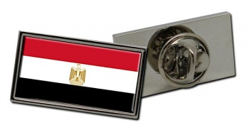 Egypt Flag Pin Badge