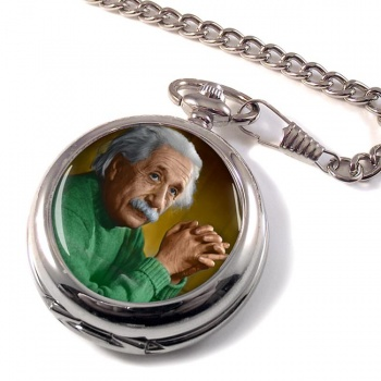 Albert Einstein Pocket Watch