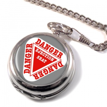 Danger Ejection Seat Pocket Watch