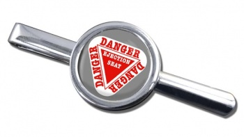 Danger Ejection Seat Tie Clip