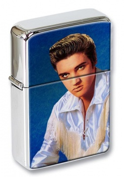 Elvis Flip Top Lighter