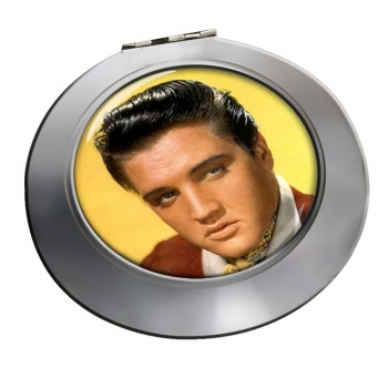 Elvis Chrome Mirror