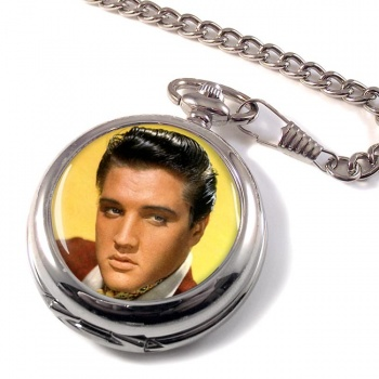Elvis Pocket Watch